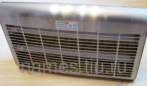 Инсектицидная лампа WE-813-SB60S (с липучкой)