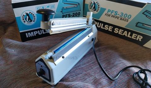 Запайщик пакетов PFS 200С с боковым ножом