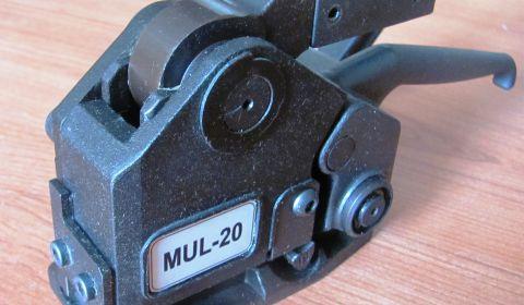 Ручной инструмент МУЛ 20ТР для обвязки стальной лентой