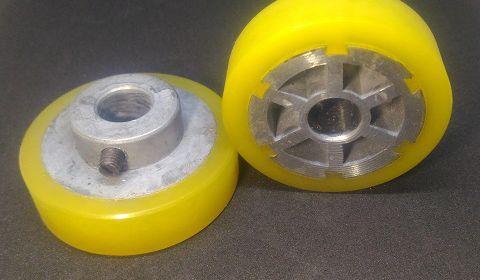 Ролик прижимной силиконовый для FRB-770I, DBF-900