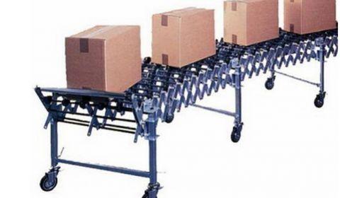 Растяжимый роликовый транспортер GTL